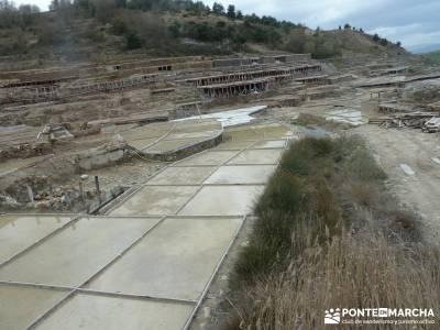 Salto del Nervión - Salinas de Añana - Parque Natural de Valderejo;actividades para hacer en madri